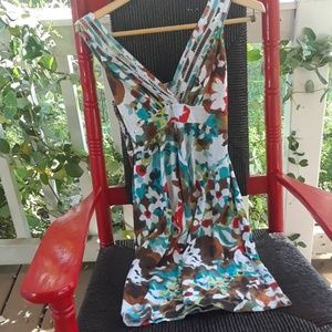 Tommy Bahama sleeveless sundress